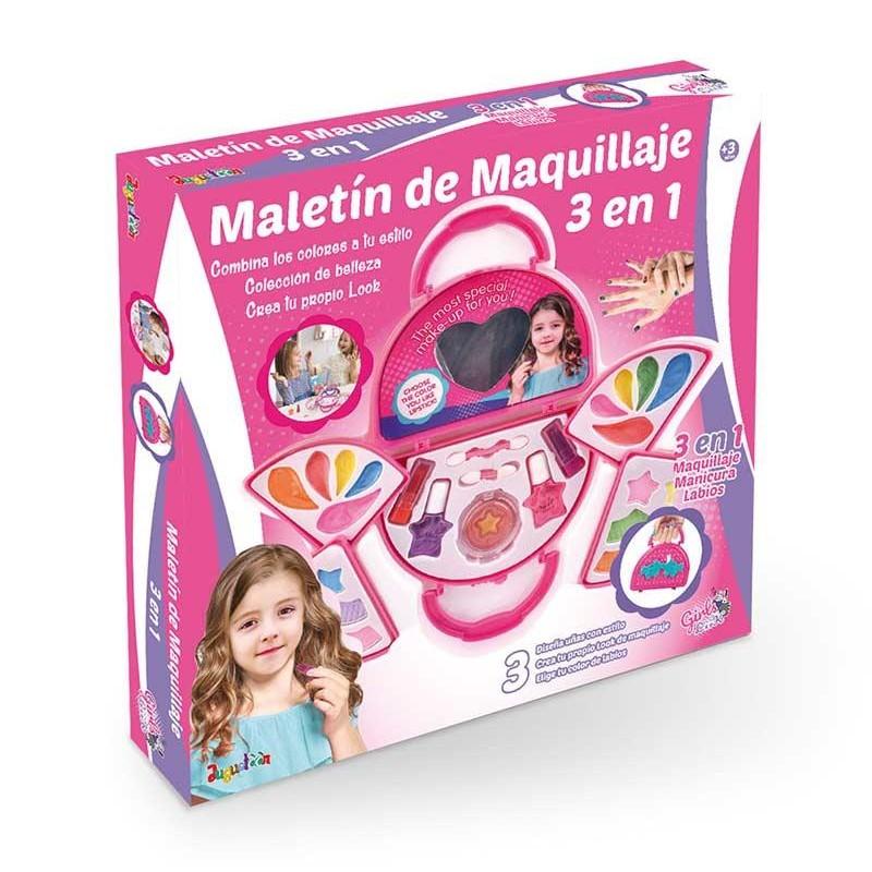Maletín de Maquillaje Girls Look