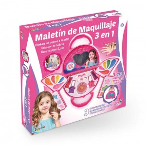 Maletín de Maquillaje Girls Look