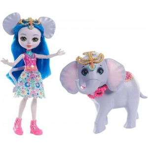 Enchantimals Ekaterina Elephant y Antic