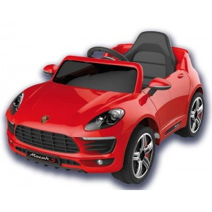 Coche Eléctrico 12V SUV Sport Rojo
