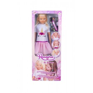 Muñeca Rosaura 105 cm