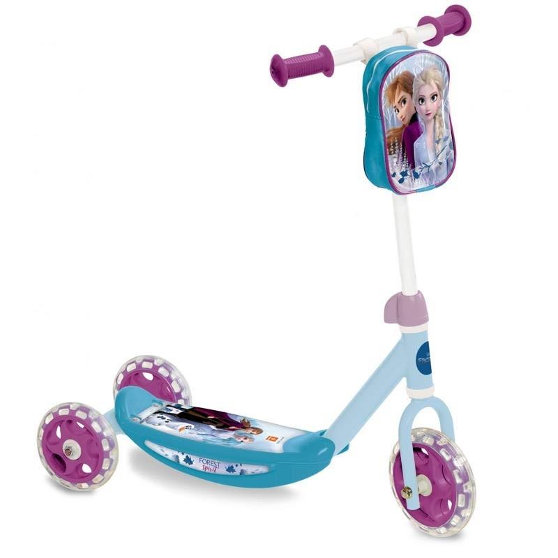 Patinete 3 ruedas Frozen - Mondo