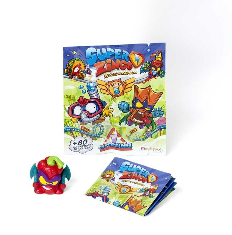 Superzings Serie 5 Sobre One Pack