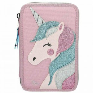 ESTUCHE TRIPLE UNICORNIO YLVI & THE MINIMOOMIS