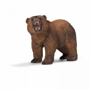 Schleich Wild Life Oso grizzly