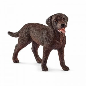 Schleich Farm World Labrador Retriever hembra