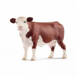 Schleich Farm World Vaca Hereford