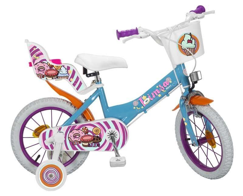 Bicicleta 14 Pulgadas Sweet Fantasy