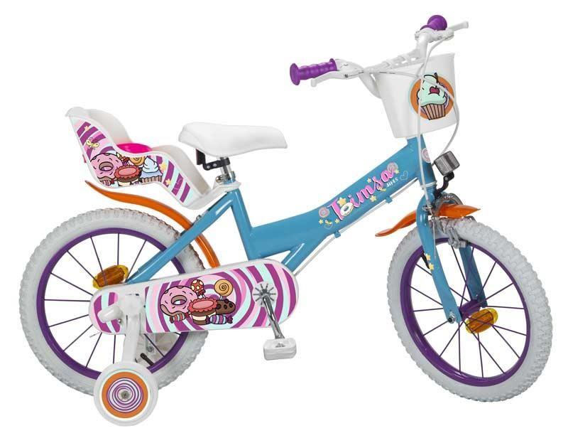 Bicicleta 16 Pulgadas Sweet Fantasy