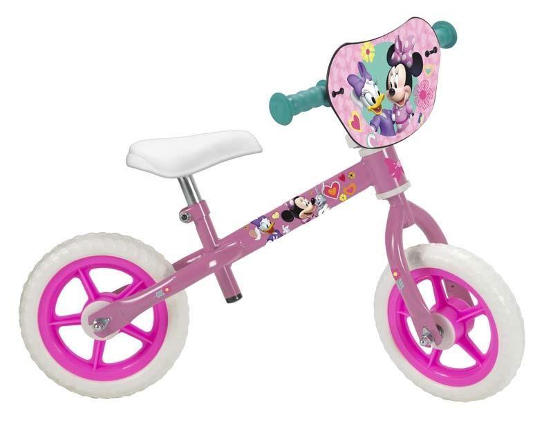 Bicicleta Sin Pedales Minnie