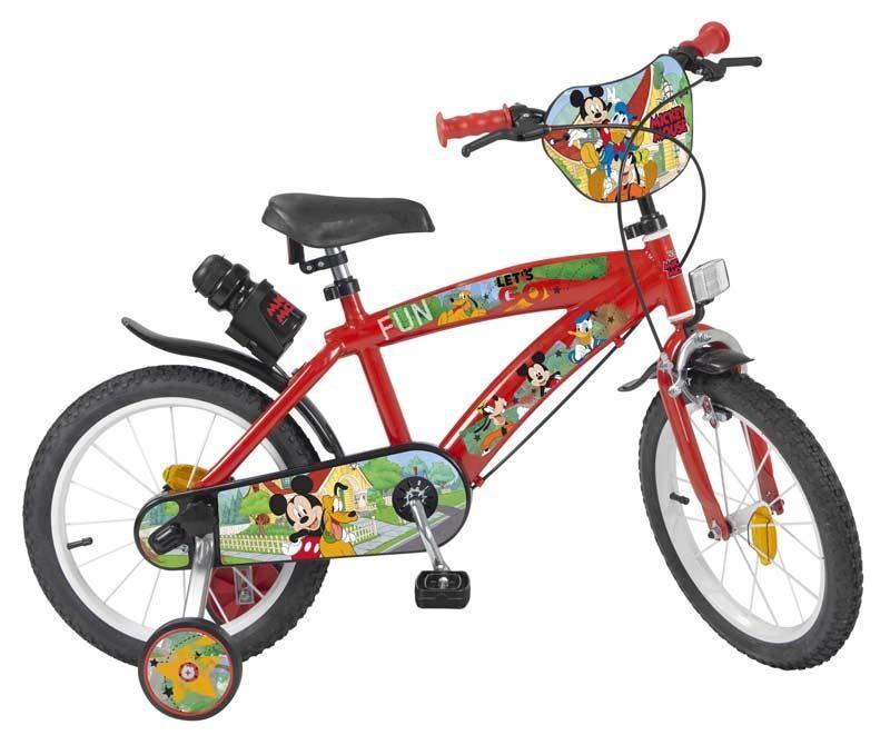 Bicicleta Mickey 16 Pulgadas