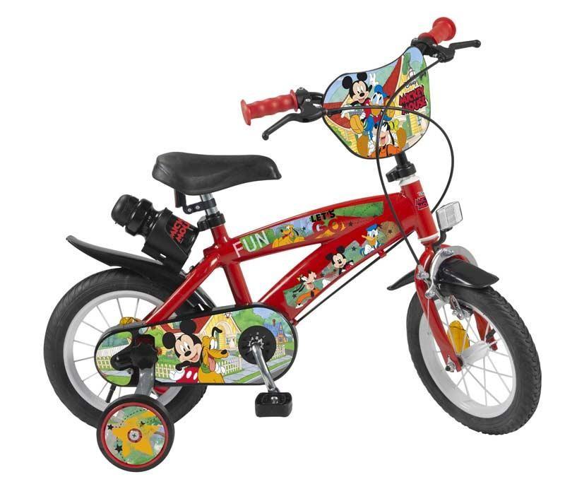 Bicicleta 12 Pulgadas Mickey