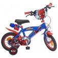 Bicicleta Spiderman 12 Pulgadas