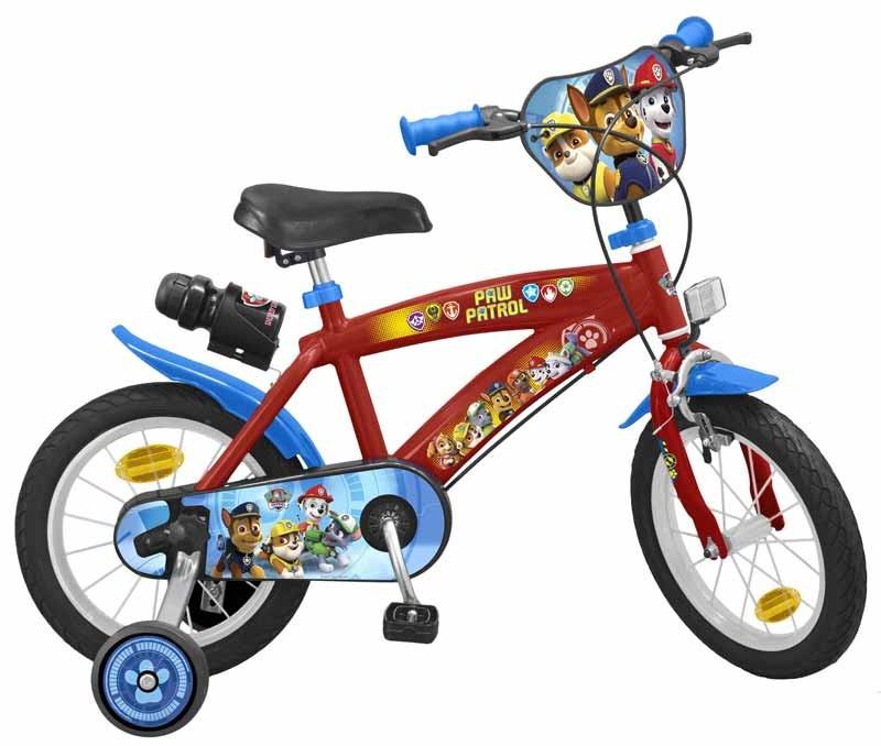 Bicicleta 14 Pulgadas Patrulla Canina