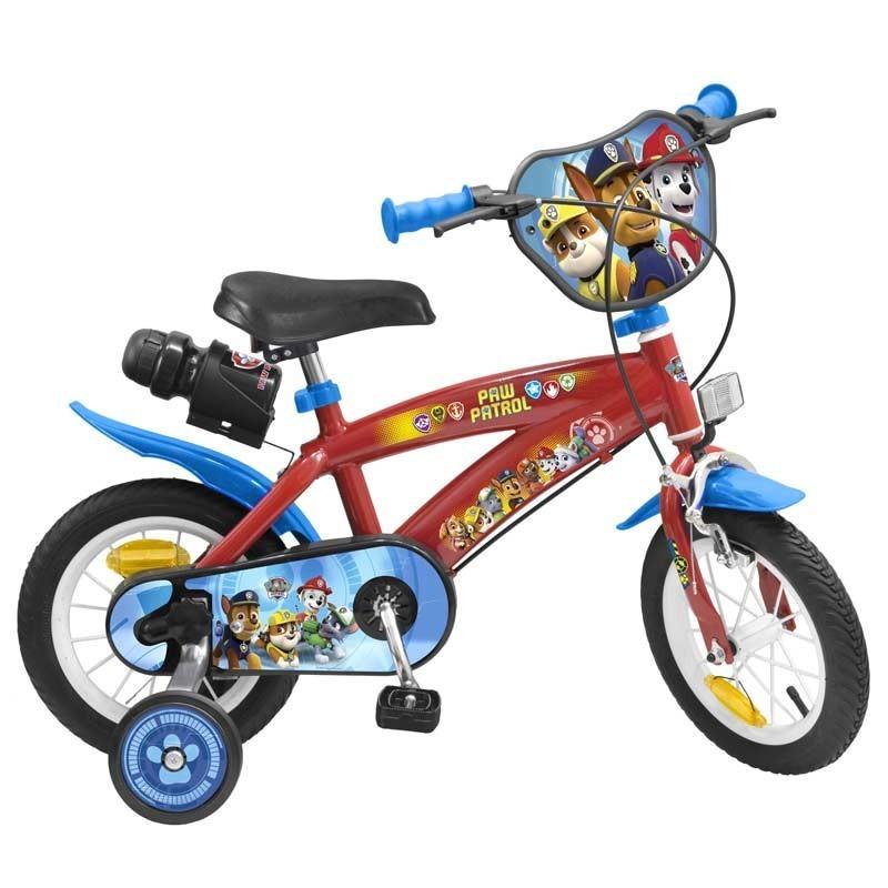 Bicicleta 12 Pulgadas Patrulla Canina