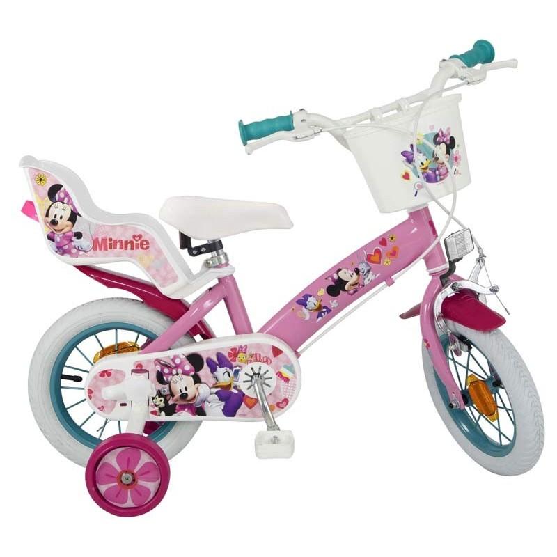 Bicicleta Minnie 12 Pulgadas