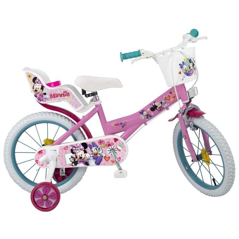 Bicicleta Minnie 16 Pulgadas