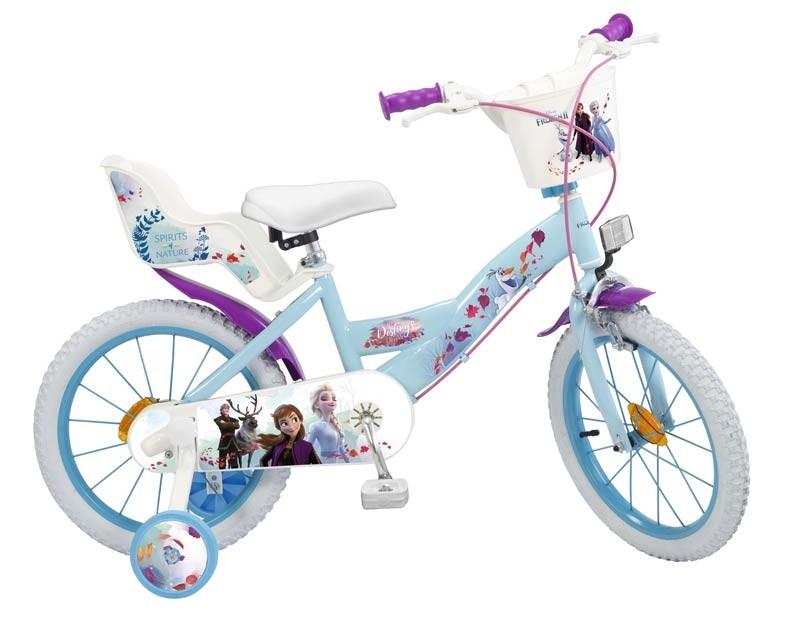 Frozen 2 Bicicleta 16 pulgadas