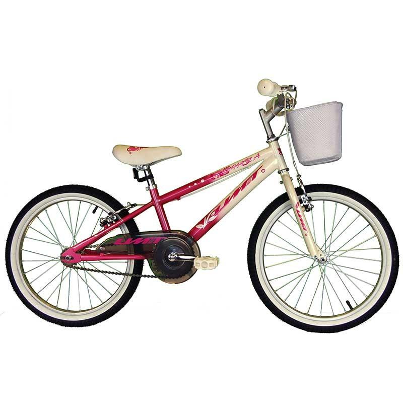 Bicicleta XT20 Rosa-Blanca