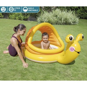 Piscina Hinchable Caracol