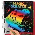 Dino World Cuaderno MagicScratch