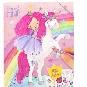 Cuaderno para Colorear Princess Mimi