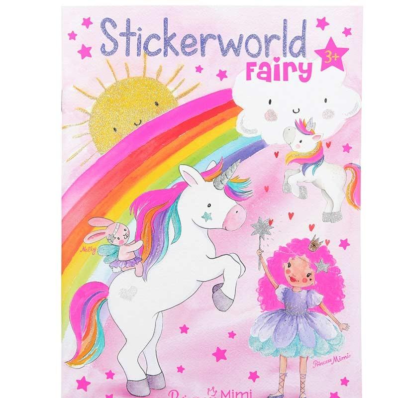 Libro Para Colorear Depesche Princesa Mimi y amigos Colorido