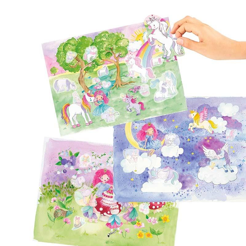 Princess Mimi Cuaderno de Pegatinas
