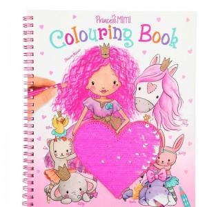 Libro para Colorear Princess Mimi