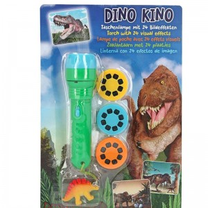 Linterna Dino World