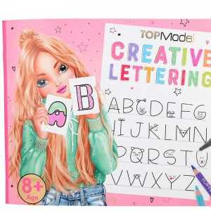 TOP Model Cuaderno Lettering Creativo