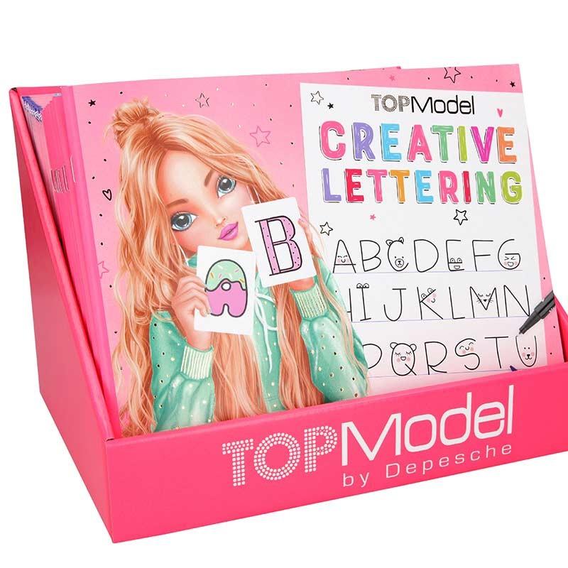 TOP Model Cuaderno Lettering Creativo