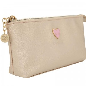 TOP Model Estuche Tubular Oro Glamshine
