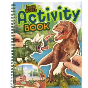 Dino World Libro de Actividades
