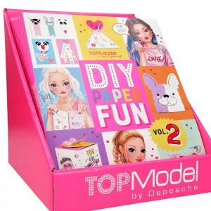 TOP Model Libro DIY Paper Fun