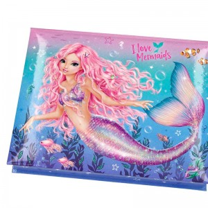 Fantasy Model Mermaid Caja de Escritura