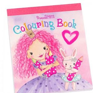 Libro de Colorear Princess Mimi