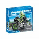 Playmobil City Life Moto