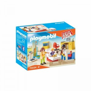 Playmobil Consulta de Pediatra