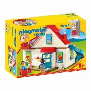 Playmobil 1.2.3 Casa