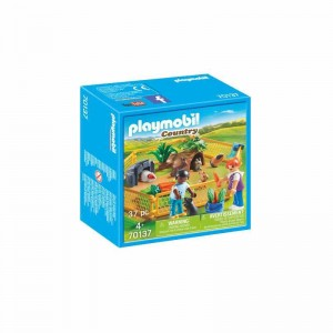 Playmobil Country Recinto Animales de Granja