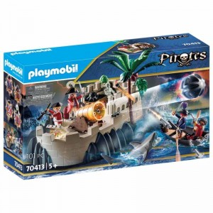 Playmobil Pirates Bastión