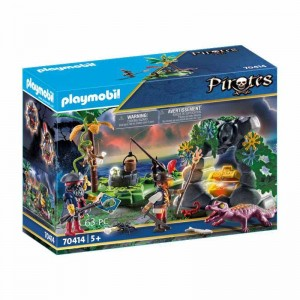 Playmobil Pirates Escondite Pirata