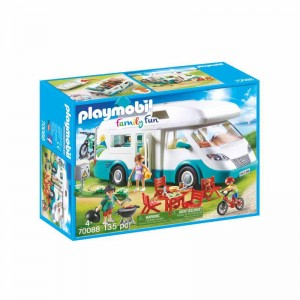 Playmobil Family Fun Caravana de Verano