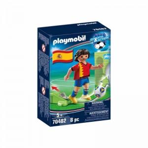 Playmobil Futbolísta Selección Española