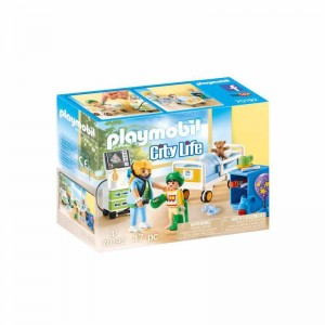 Playmobil City Life Sala Hospital Infantil