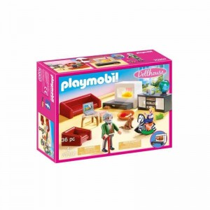 Playmobil Dollhouse Salón