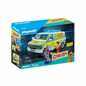Playmobil Scooby-Doo Máquina del Misterio