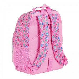 MOCHILA DOBLE ADAPTABLE CARRO BENETTON BUTTERFLIES