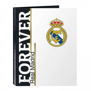 CARPETA ARCHIVADOR REAL MADRID 1ª EQUIP